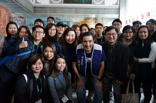 The School of Communication Organised the 2020 Taiwan Election Study Tour