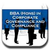 BBA (Hons) in Corporate Governance and Compliance