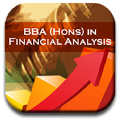BBA (Hons) in Financial Analysis