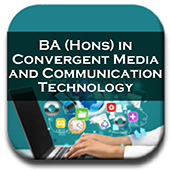 BA (Hons) in Convergent Media and Communication Technology