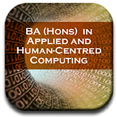 BA (Hons) in Applied and Human-Centred Computing