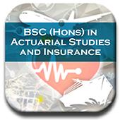 BSC (Hons) in Actuarial Studies and Insurance