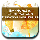BA (Hons) in Cultural and Creative Industries