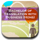 Bachelor of Translation with Business (Hons)