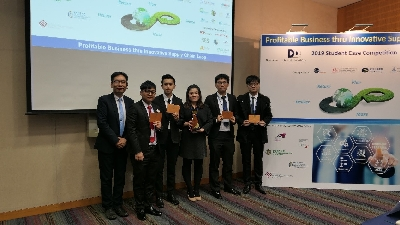 DataDevelop 2019 Student Case Competition