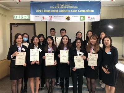 Hong Kong Logistics Case Competition 2019