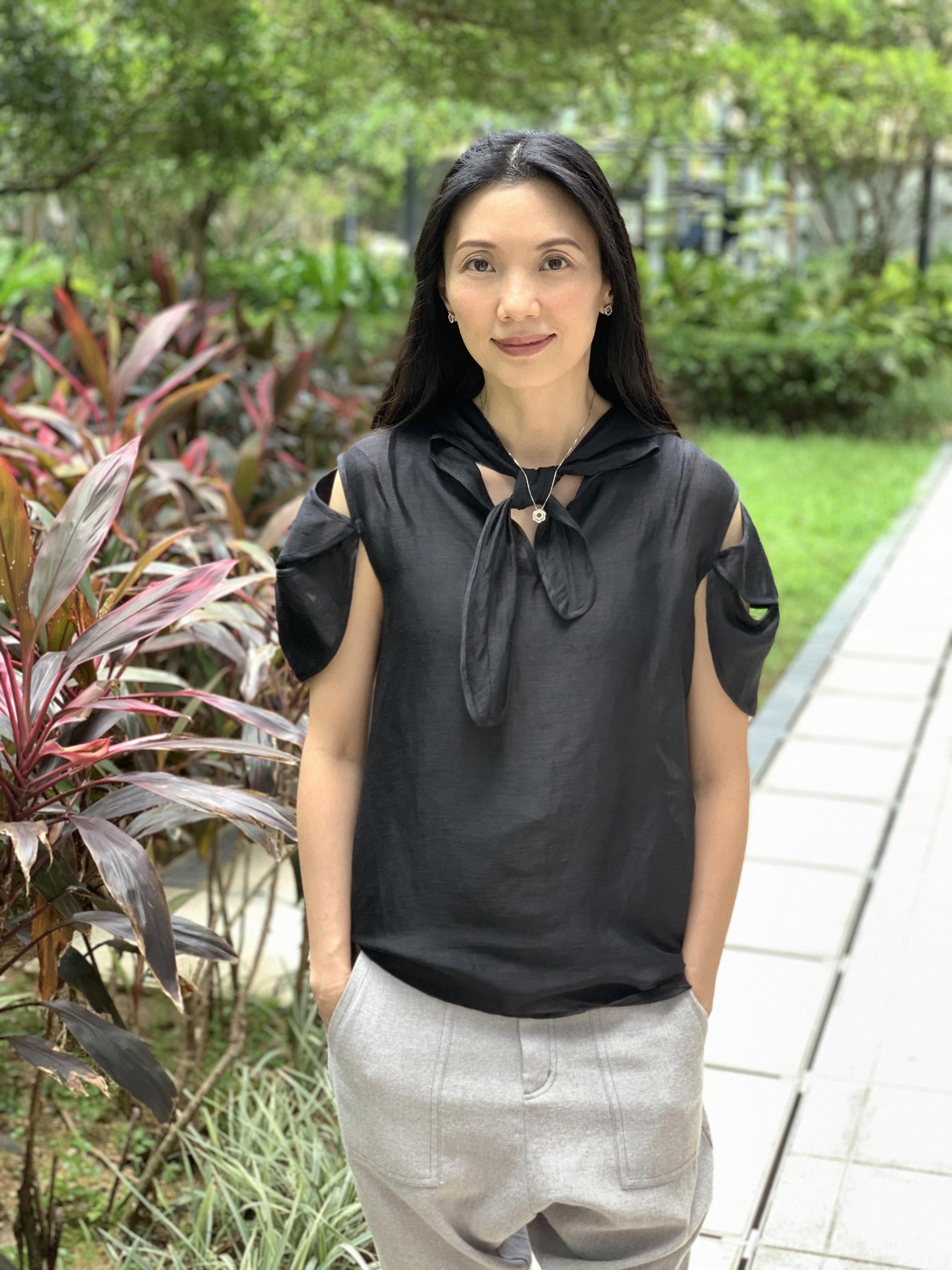 Professor Fu Ho Ying Jeanne