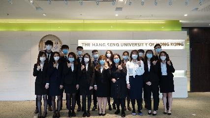 恒大榮譽學院首屆精英學生 開展三年新旅程
