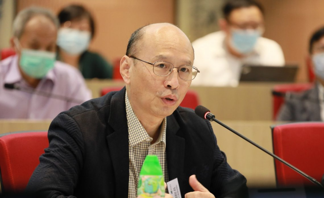 Professor Yu Huang, Dean of the School of Communication of HKBU, mentioned that with the rapid development of technology, the journalism industry looks for talents with higher quality.