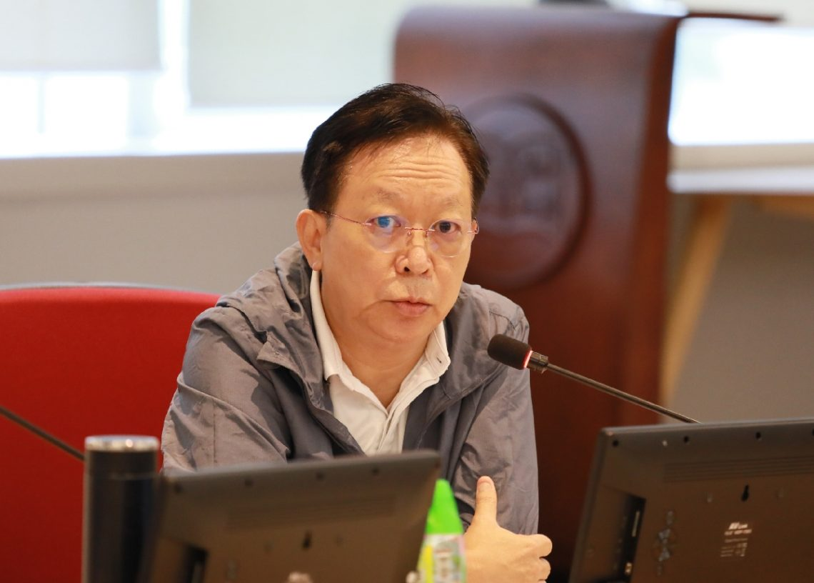 Mr Cho-biu Chan, Executive Director and Publisher of HKET, says journalism education sector should communicate more with the industry so that graduates can connect with the industry quickly.