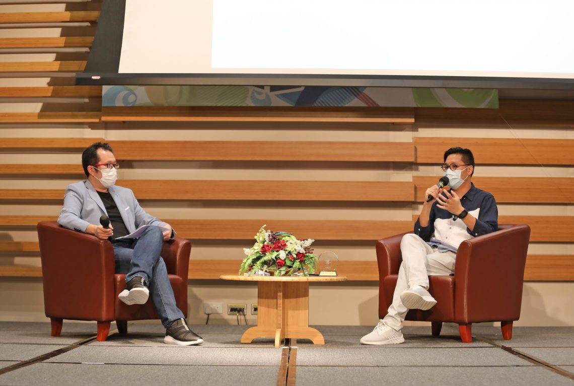 Dr Chan and Mr Lau discuss in depth the challenges that Hong Kong's film industry is facing.