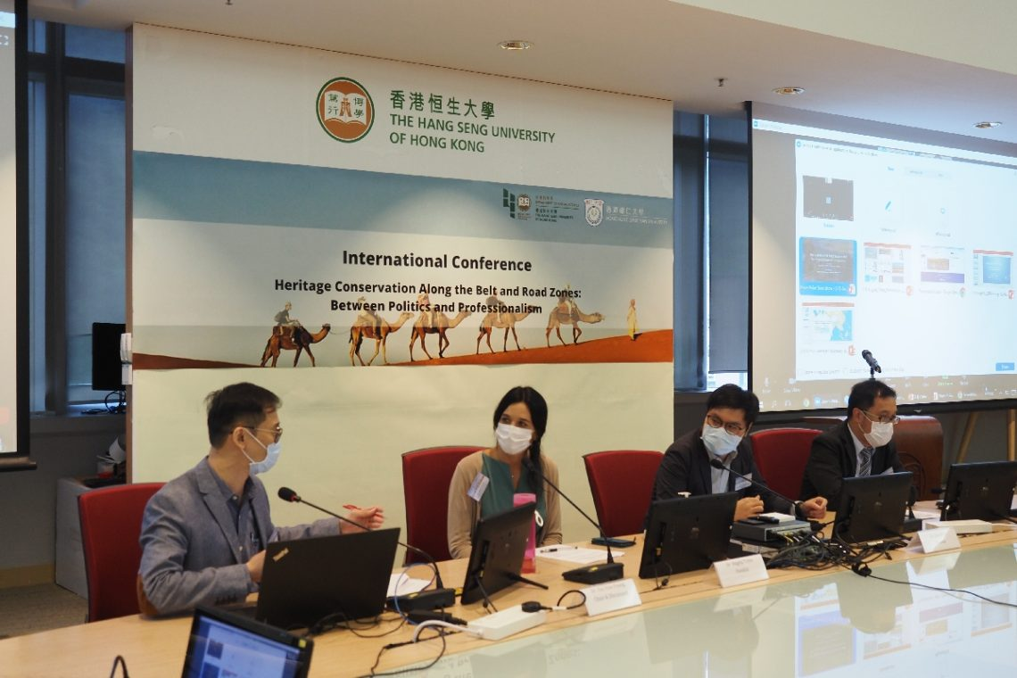 Local and overseas scholars share their research on heritage conservation.