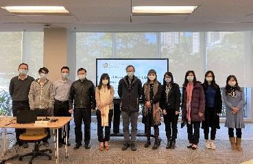 王信嫺女士主講人文社會科學學院數位人文講座-「數位人文與圖書館:香港浸會大學的經驗」