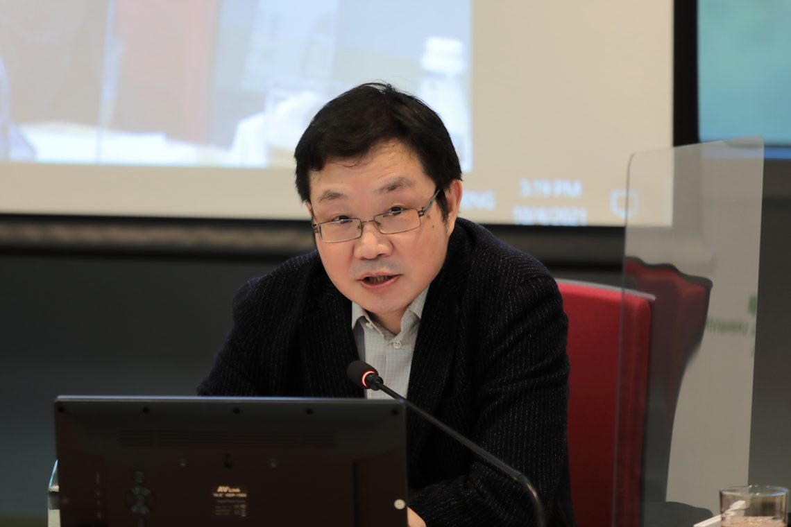 Dr Junfei Wu, Deputy Director of Tianda Institute, thinks that there are two major uncertain factors in the economic development prospect of Asia's economy.