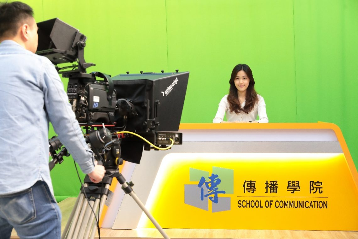 The School of Communication has invested over HKD 10 million in providing state-of-art learning facilities, including TV Studio, Radio Broadcasting Studio and Multimedia Training Centre.