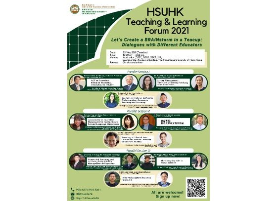 HSUHK Teaching and Learning Forum 2021_featured image