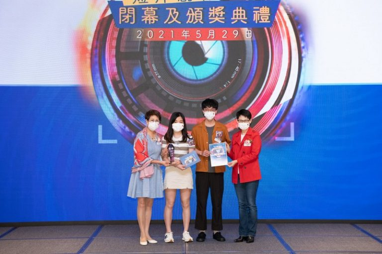 SCOM Students Win 1st Runner-up in Lions Clubs' Video Production Competition