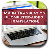 Master of Arts in Translation (Computer-aided Translation)