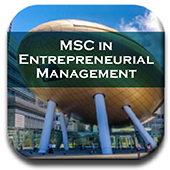 Master of Science in Entrepreneurial Management