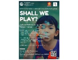 """HSUHK GHI Colloquium """"Shall We Play? Cultural Reference for the Current Debate"""""""