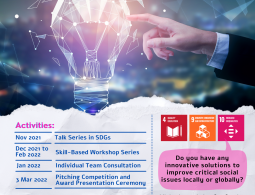 HSUHK Innovation Project Competition 2022